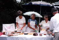 Ladies group on village day