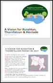 A Vision for Ruishton, Thornfalcon & Henlade - Page 1 & 2 icon