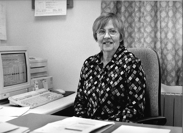 ROSEMARY ELLIOTT, School Secretary, A long-standing member of staff, Rosemary has been the School Secretary since 1981.