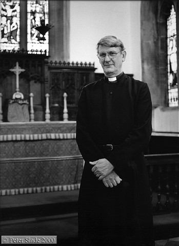 DUDLEY GOODFIELD, Vicar, The Reverend Dudley Goodfield A.K.C. has been the Vicar of the Parish of Ruishton with Thornfalcon since 1982.